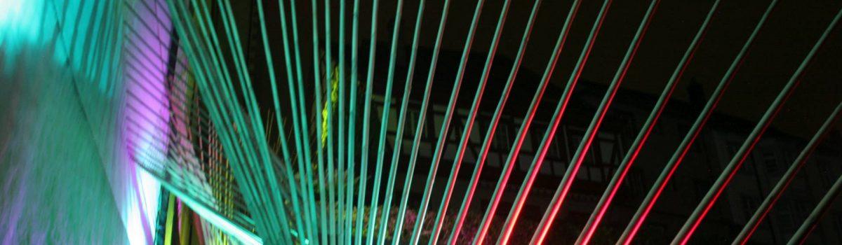 Engen Equinox – Lichtkunstnacht in Engen 2012