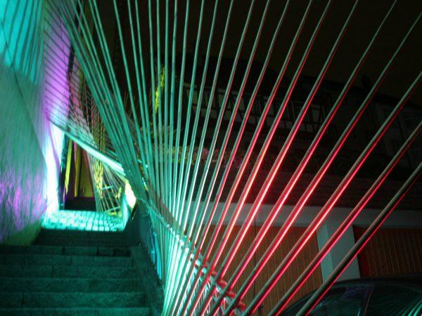Engen Equinox - Lichtkunstnacht in Engen 2012
