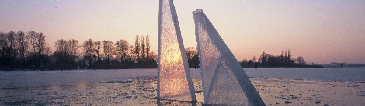 Landart Eis