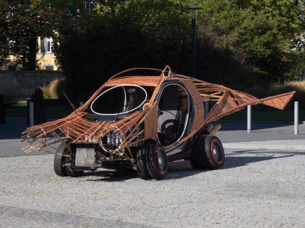 Bamboo-Mobil